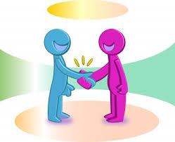 Dialogue en espagnol entre deux personnes qui se rencontre